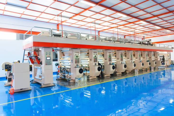 Air Heaters and Dryers for Flexographic and Gravure Printing image