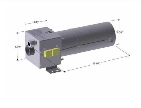Heat Torch™ 400 diagram