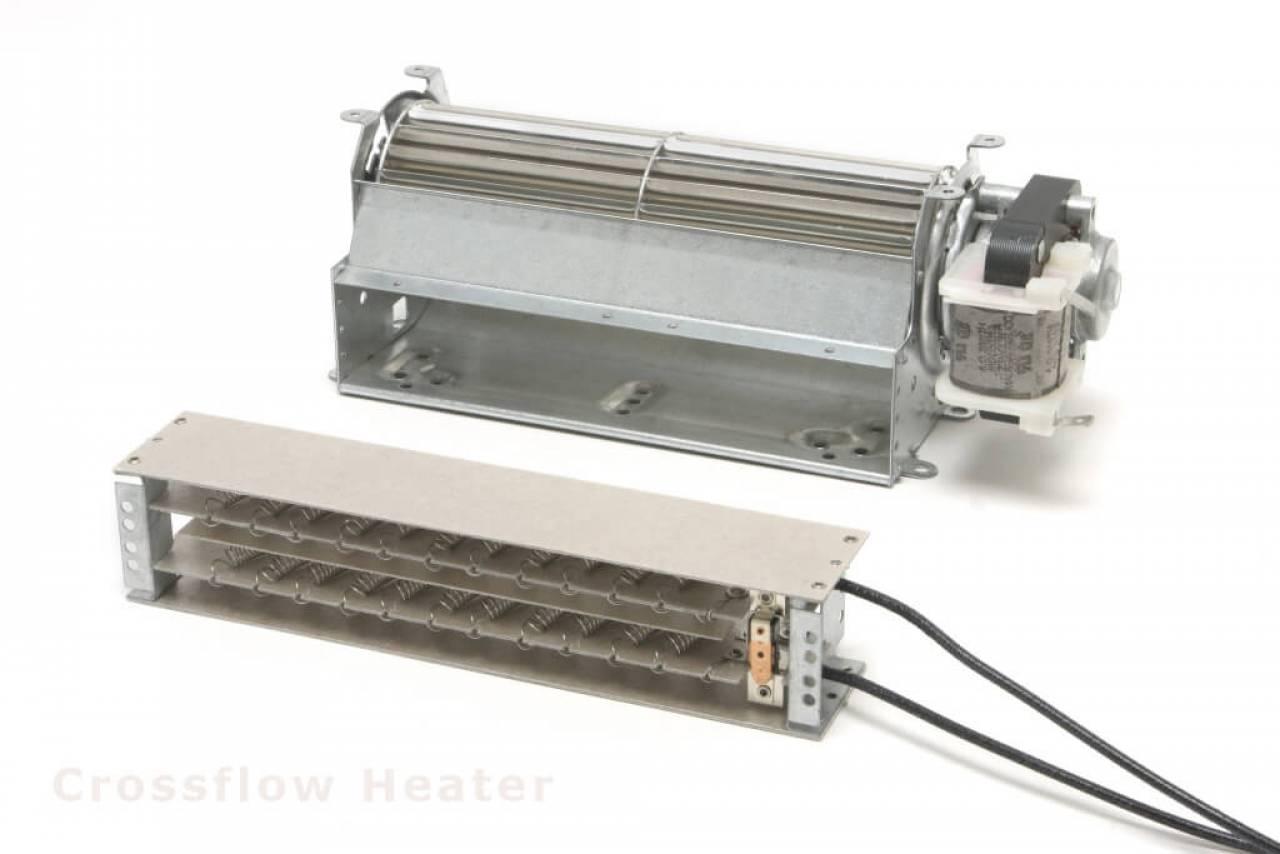 Cross Flow Fan : Crossflow blower heater tutco farnam