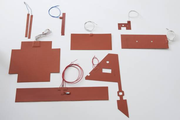 {ifSilicone Rubber Heaters image