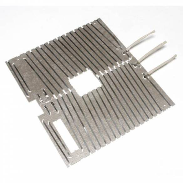 Custom Mica Surface Heating Element for Heat Press Equipment