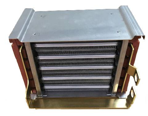 PTC Air Heater for Aircraft Cabin Environmental Control