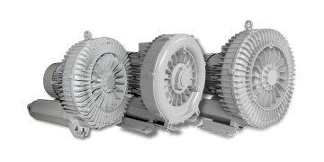 Regenerative Blowers - Ring Blowers