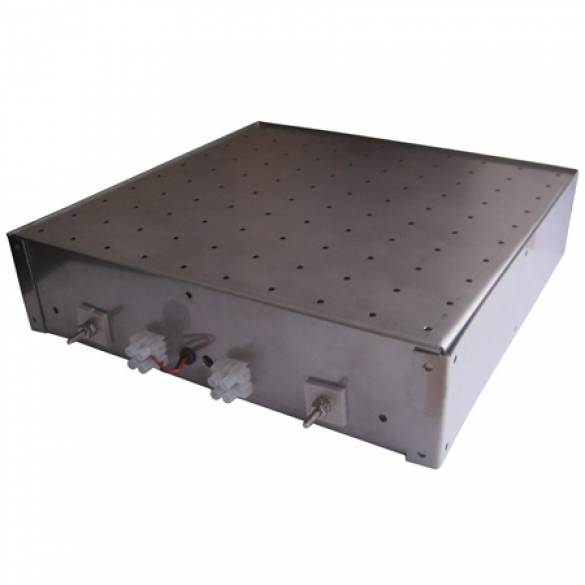 Heat Diffuser for Printed Circuit Board Rework Stations